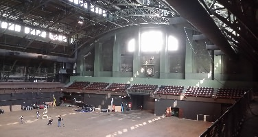 In 2007 Park Avenue Armory Began A Comprehensive Renovation And Restoration Of His Historic Building Which Had Been Named One The 100 Most Endangered